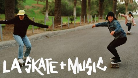 LA SKATE + MUSIC | A Look at LA's Influential Skate and Music Scene | Red Bull