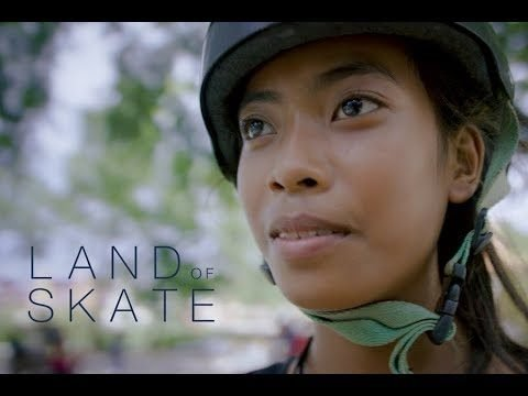 Land of Skate - Meet Srey Pich - Skateistan