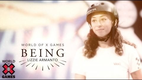 Lizzie Armanto: BEING | World of X Games | X Games