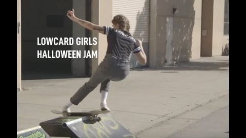 LOWCARD Girls Halloween Jam | LowcardMag