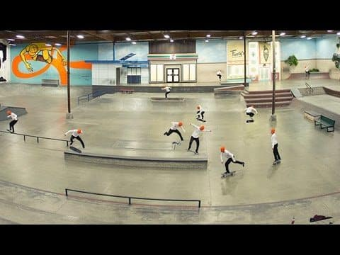Luan Oliveira - It Must Be Nice - The Berrics