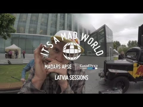 Madars Apse - Latvia sessions | It's A Mad World - Season 3, Episode 3 - Madars Apse