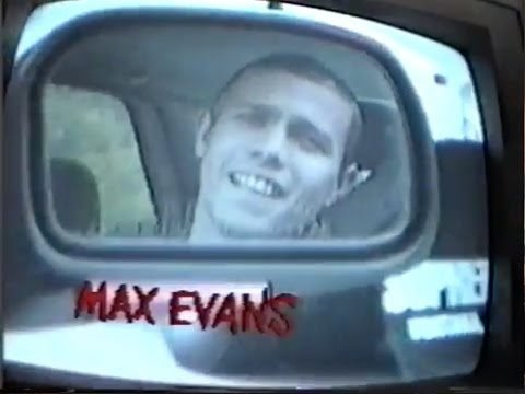 Max Evans Crummy Promo remastered and extended - Black Label Skateboards