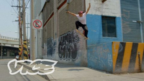 Meet the Mexico City Skateboarder Who Takes Inspiration From The Streets | VICE