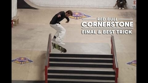 Men & Women's Final & Best Trick  |  Red Bull CORNERSTONE 2019 | Red Bull Skateboarding