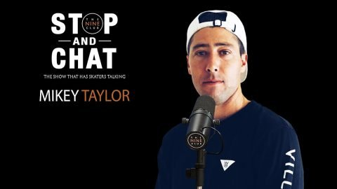 Mikey Taylor - Stop And Chat | The Nine Club With Chris Roberts | The Nine Club