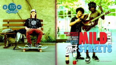 MILD IN THE STREETS Luxemburg Tour (2009) - MOB Skateboards