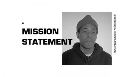 Mission Statement Episode 08: Jahmal Williams | Skate Newswire