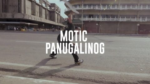 Motic Panugalinog - Welcome to DC | DC Shoes Philippines