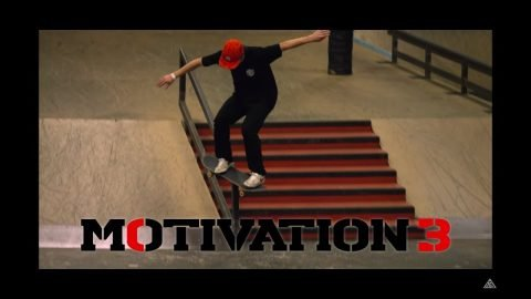 Motivation 3: The Next Generation - Zion Wright, Eric Koston, Nyjah Huston - Official Teaser - Echoboom Sports