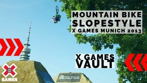 Mountain Bike Slopestyle 2013: X GAMES THROWBACK | World of X Games | X Games
