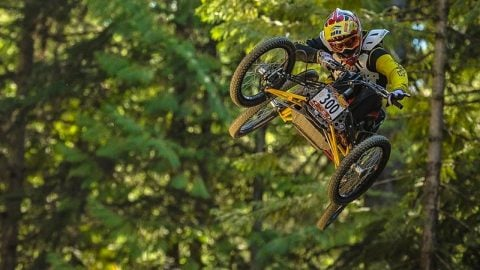 Mountain Biking on Four Wheels is Faster Than Two   The Stacy Kohut Story - Red Bull