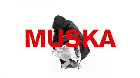 MUSKA SKYTOP V / CROWN THE GLOBE COLLECTION | SUPRA Footwear
