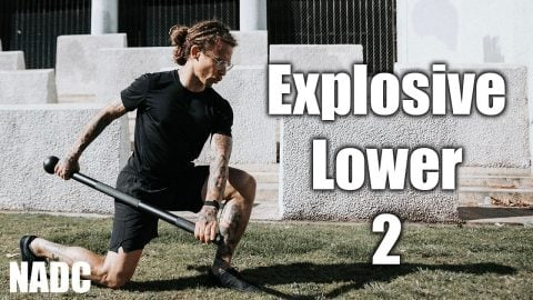 NADC Explosive Lower Routine 2 | Neen Williams