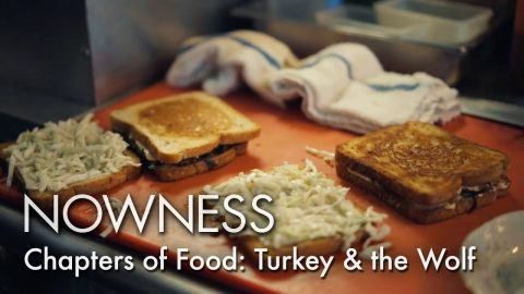 New Orleans chef Mason Hereford rewrites the rules on sandwich-making | NOWNESS