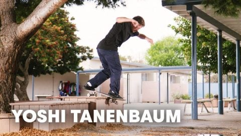 Next Level Hammers with Skater Yoshi Tanenbaum | Checkout | Red Bull