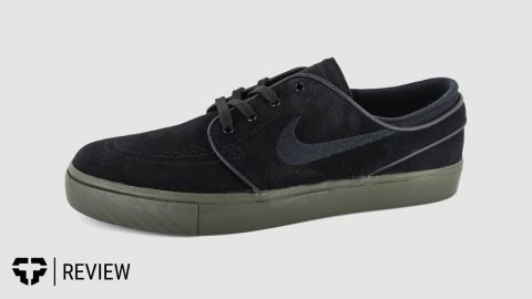 huge selection of 1f908 762ae Nike SB Zoom Stefan Janoski Skate Shoe Review- Tactics   Tactics ... nike