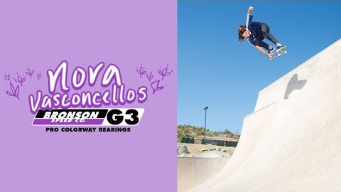 Nora Vasconcellos: First Ever G3 Pro Colorway | Bronson Speed Co.