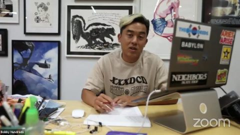 OFFICE HOURS with Bobby Hundreds Ep. 10 | THE HUNDREDS