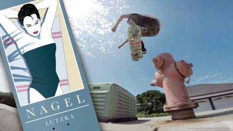 OFFICIAL DARKSTAR X NAGEL | GREG LUTZKA - Darkstar Skateboards