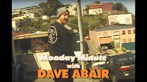OJ Monday Minute / Dave Abair - OJ Wheels