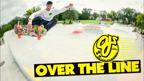 "OJ Wheels' Bowling Tour | ""Over The Line"" 