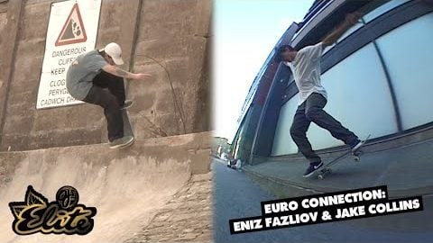 OJ Wheels | Euro Connection: Eniz Fazliov & Jake Collins | OJ Wheels