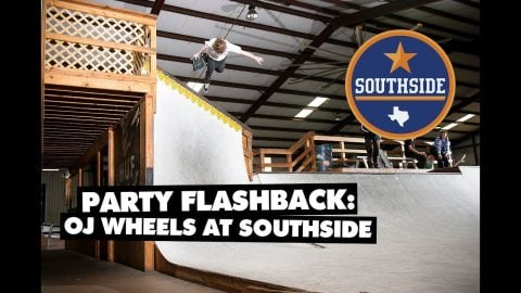 OJ Wheels | Southside Skatepark Party | Raybourn, Nora, & the Crew - OJ Wheels