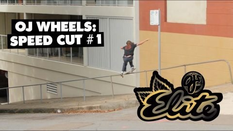 OJ Wheels | Speed Cut #1: Axel, Milton, Wallin and Raemers | OJ Wheels