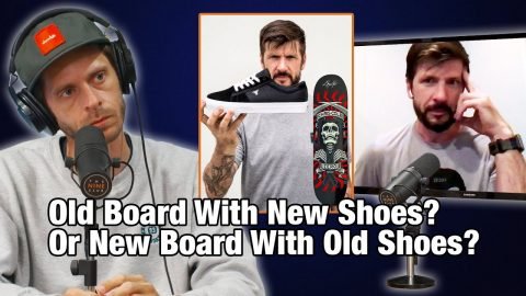 Old Board With New Shoes? Or New Board With Old Shoes? - Chris Cole | Nine Club Highlights