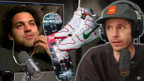 Old Board With New Shoes? Or New Board With Used Shoes? - Paul Rodriguez | Nine Club Highlights