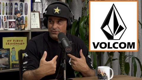 Omar Hassan - Why He Left Quicksilver for Volcom | The Nine Club Highlights