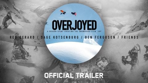 OverJOYed - Official Trailer | Echoboom Sports