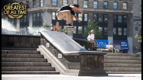P-Rod, Malto And The Mountain Dew Team In NYC | The Berrics
