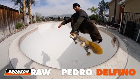 Pedro Delfino | Next Generation RAW | Bronson Speed Co.