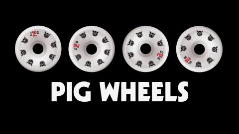 PIG WHEELS - BLAKE CARPENTER | Tum Yeto