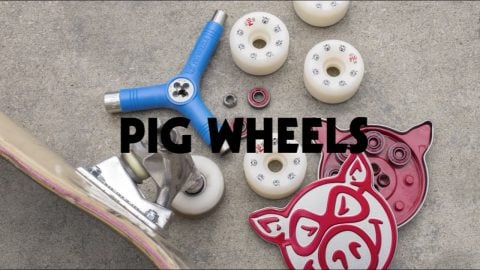 PIG WHEELS - FORREST EDWARDS | Tum Yeto