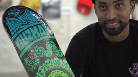 Powerply Anti-Chip Skateboards | Maurio McCoy Approved! | Santa Cruz Skateboards