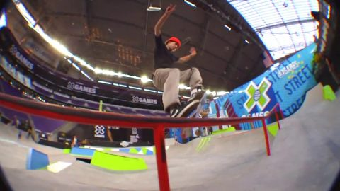Private Session - XGames 2019 | 3RDLAIRsk8park