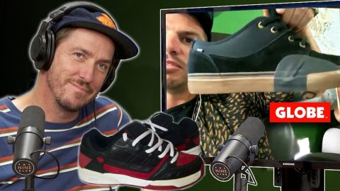 Re-Release Of The Mark Appleyard Circa Shoe For Globe?! What Are The Chances? | Nine Club Highlights