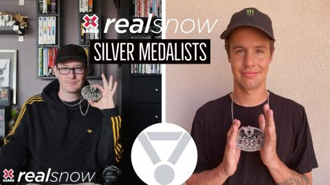 REAL SNOW 2020: Silver Medal Video | X Games | X Games