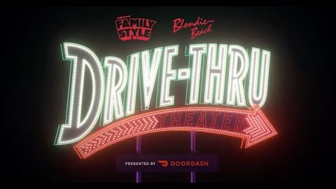 RECAP :: Blondie Beach and Family Style Drive-Thru Theater presented by DoorDash | THE HUNDREDS