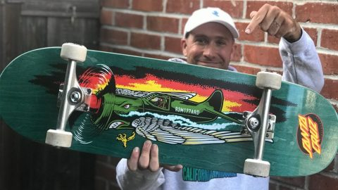 REMILLARD 9.25 x 31.95 WARBIRD PRODUCT CHALLENGE W/ RON WHALEY! | Santa Cruz Skateboards | Santa Cruz Skateboards