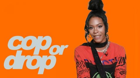 Rico Nasty Reacts to a $25K Cookie, $500 Gucci Ear & $500K Rolex | Cop or Drop | Highsnobiety