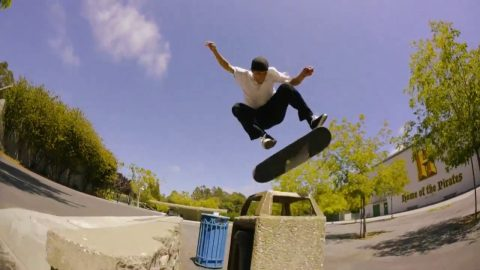 RIGHT TO EXIST - EMAN FULL PART! - Santa Cruz Skateboards