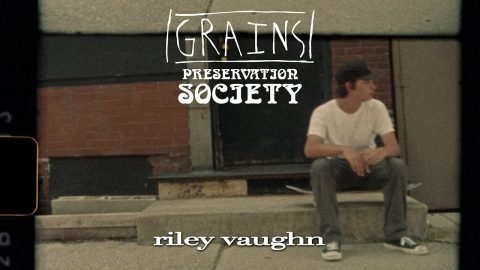 Riley Vaughn from GRAINS 2 Preservation Society | kevin delgrosso