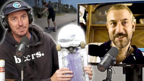 Roger Bagley Talks About his Current Board Setups With Brian Anderson (Magnesium Rails?!?!) | Nine Club Highlights
