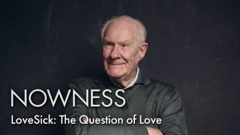 Romantic advice from French philosopher Alain Badiou | NOWNESS
