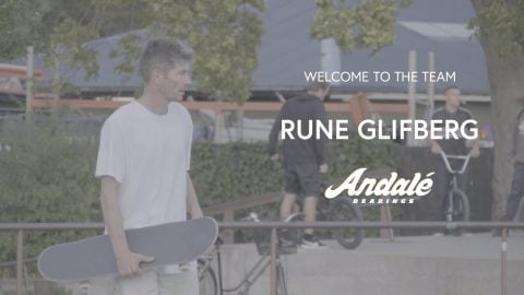 Rune Glifberg - Welcome To Andale | Andale Bearings