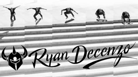 RYAN DECENZO 4:20 PART - Darkstar Skateboards
